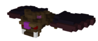 Vampire Bat model