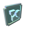 Badge Blocks Destroyed platinum