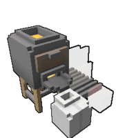 Glass Cube Converter