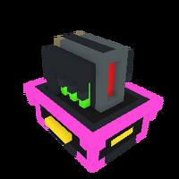 Neon Dragon Cache
