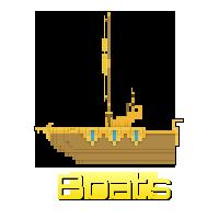 Boats icon