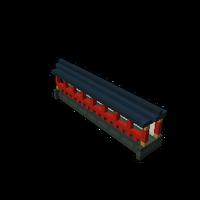 Palace Wall Segment