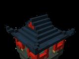 Palace Wall Corner