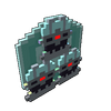 Badge Darknik Dreadnought Ultra diamond