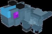 Azulian Dragonling Model
