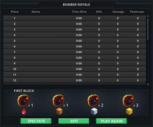 Bomber Royale rewards