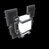 Badge Builder's Focus silver