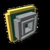 Badge Loyalty silver