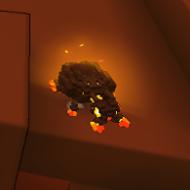Lava Beetle ingame