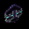 Badge Shadow Hydrakken Hard obsidian