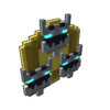 Badge Shadow Hydrakken Ultra gold