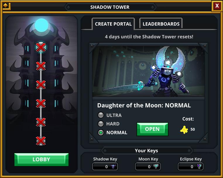 Shadow Tower | Trove Wiki | FANDOM powered by Wikia