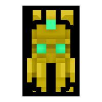 Enemy Golden Sea Idol