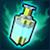Icon flask capacity