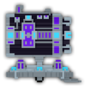 Enemy Rocket Turret