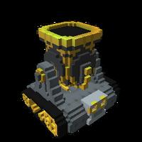 Arcanium Admiral cannon
