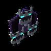 Badge Shadow Hydrakken Ultra obsidian
