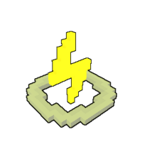 Energizing Rain Emblem