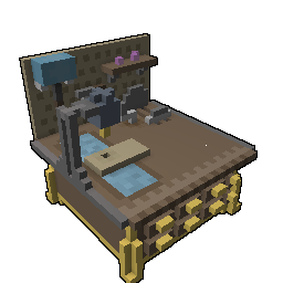 Builder S Crafting Bench Trove Wiki Fandom Powered By
