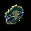 Badge Shadow Hydrakken Hard trovium