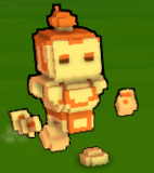 Terracotta Warrior ingame