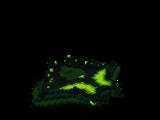 Green Manta Ray