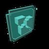 Badge Blocks Destroyed diamond