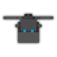 Enemy Flying Cannonbot