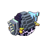 Dormant Darkshield Dragon Egg