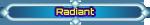 Rarity radiant