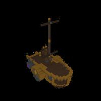 Arcanium Steamboat
