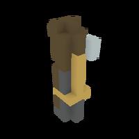 Worn Flintlock