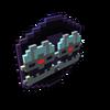 Badge Darknik Dreadnought Hard obsidian