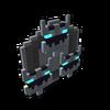 Badge Shadow Hydrakken Ultra silver