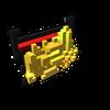 Badge Golden Hoard Dragon gold