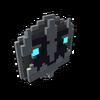 Badge Shadow Hydrakken Normal silver