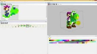 Voxel Editor (Alpha 5)