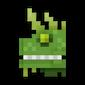 Enemy Emerald Iguana