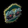 Badge Darknik Dreadnought Hard trovium