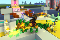 Drak-o-Lantern In-Game