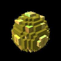 Golden Voidwatcher Dragon Egg