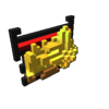 Badge Golden Hoard Dragon bronze