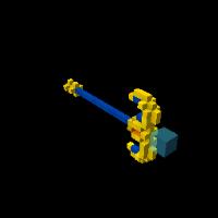 Skycube Scepter