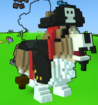 Mount Pirate Corgi small