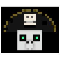Enemy Undead Pirate Captain