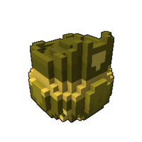 Golden Pirate Dragon Egg