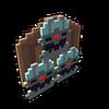 Badge Darknik Dreadnought Ultra bronze