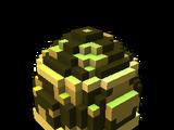 Golden Siege Dragon Egg