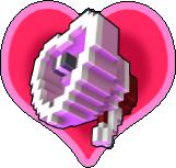 Heart a phone