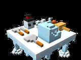 Frosty Workbench